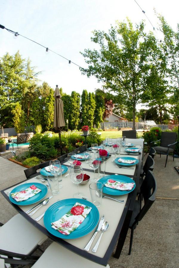 Summer Dinner Party Ideas  Summer Dinner Party Ideas