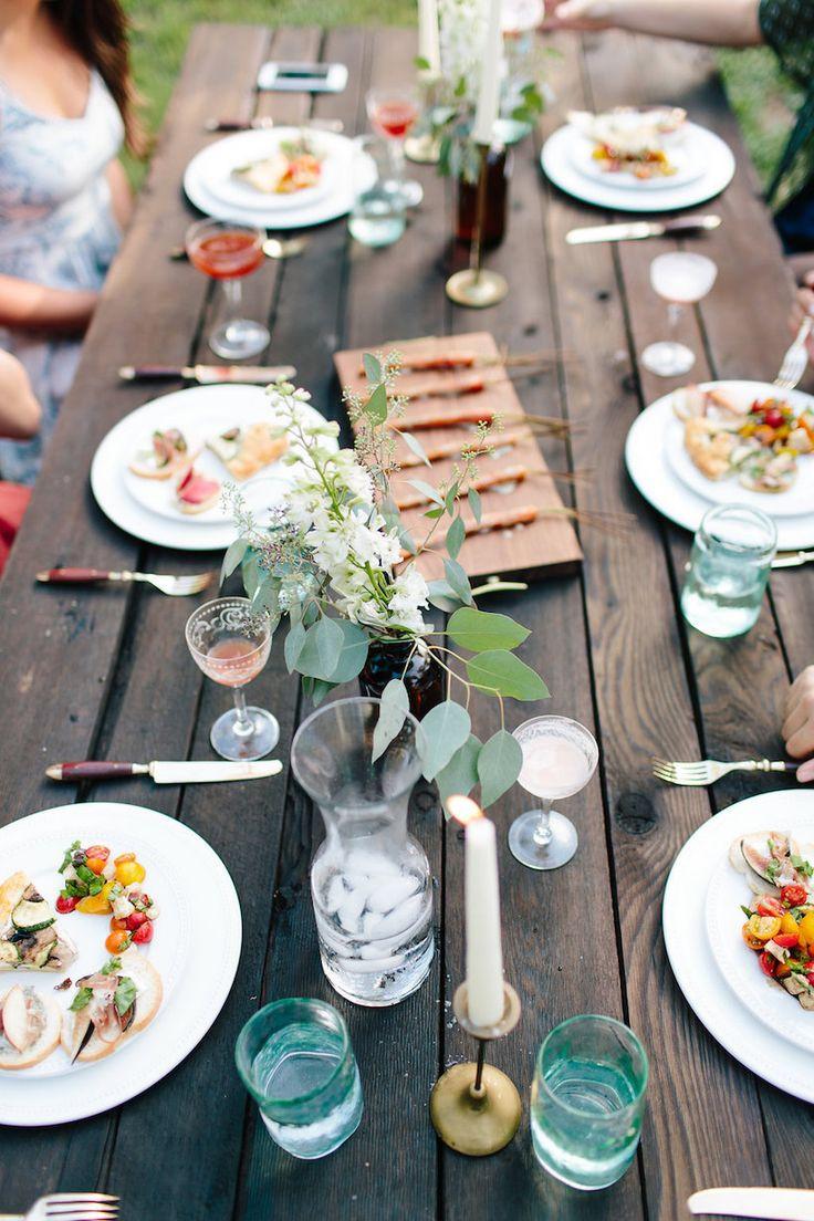 Summer Dinner Party Ideas  25 best ideas about Summer dinner parties on Pinterest