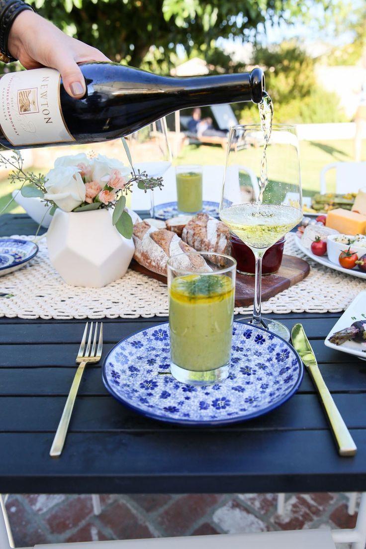 Summer Dinner Party Ideas  Best 25 Summer dinner party menu ideas on Pinterest