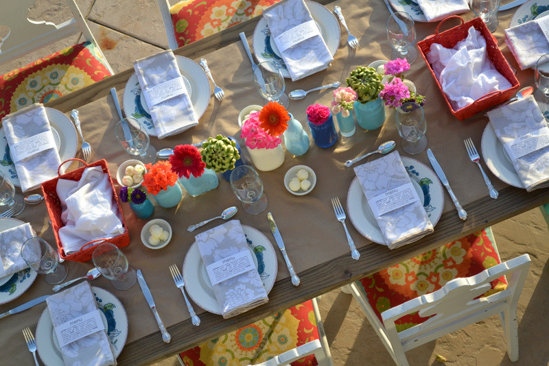 Summer Dinner Party Ideas  Little Miss Momma