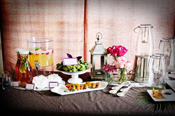 Summer Dinner Party Ideas  Kara s Party Ideas Summer Dinner Party Planning Ideas
