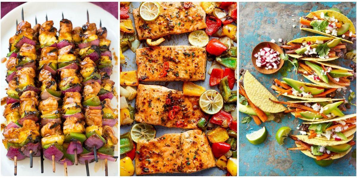 Summer Dinner Party Ideas  14 Easy Summer Dinner Ideas Best Recipes for Summer Dinners