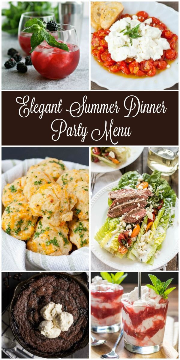 Summer Dinner Party Ideas  17 Best ideas about Summer Dinner Parties on Pinterest