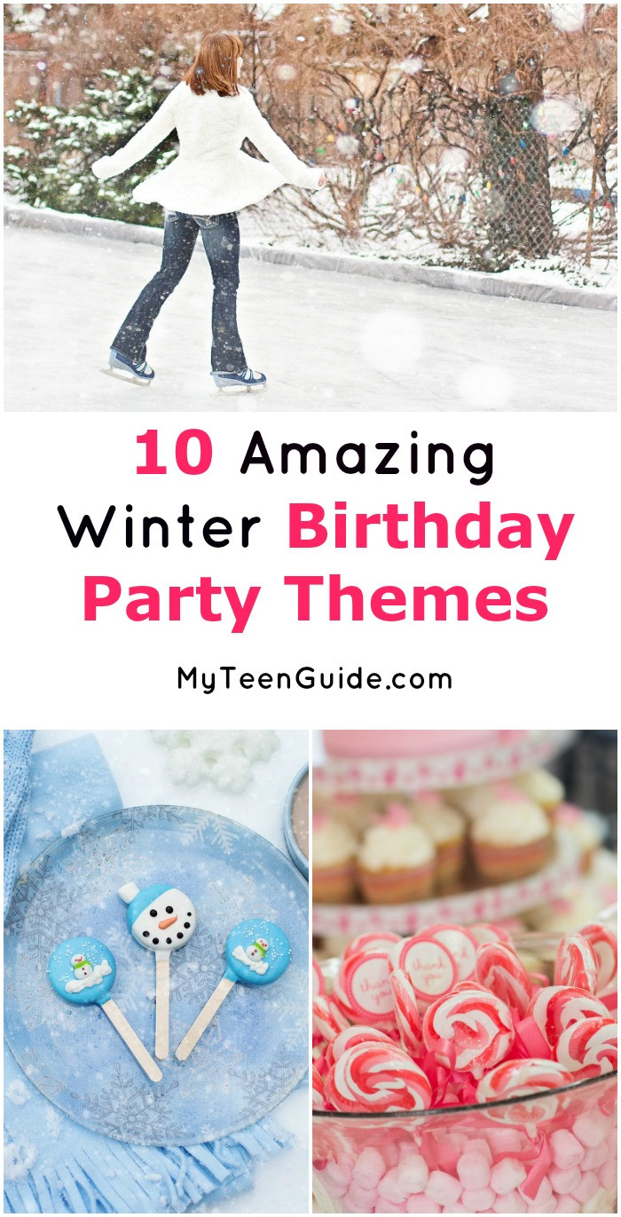 Summer In Winter Party Ideas  10 Amazing Winter Birthday Party Themes We Love My Teen