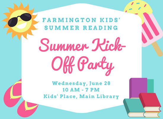 Summer Kickoff Party Ideas  Kids' Place