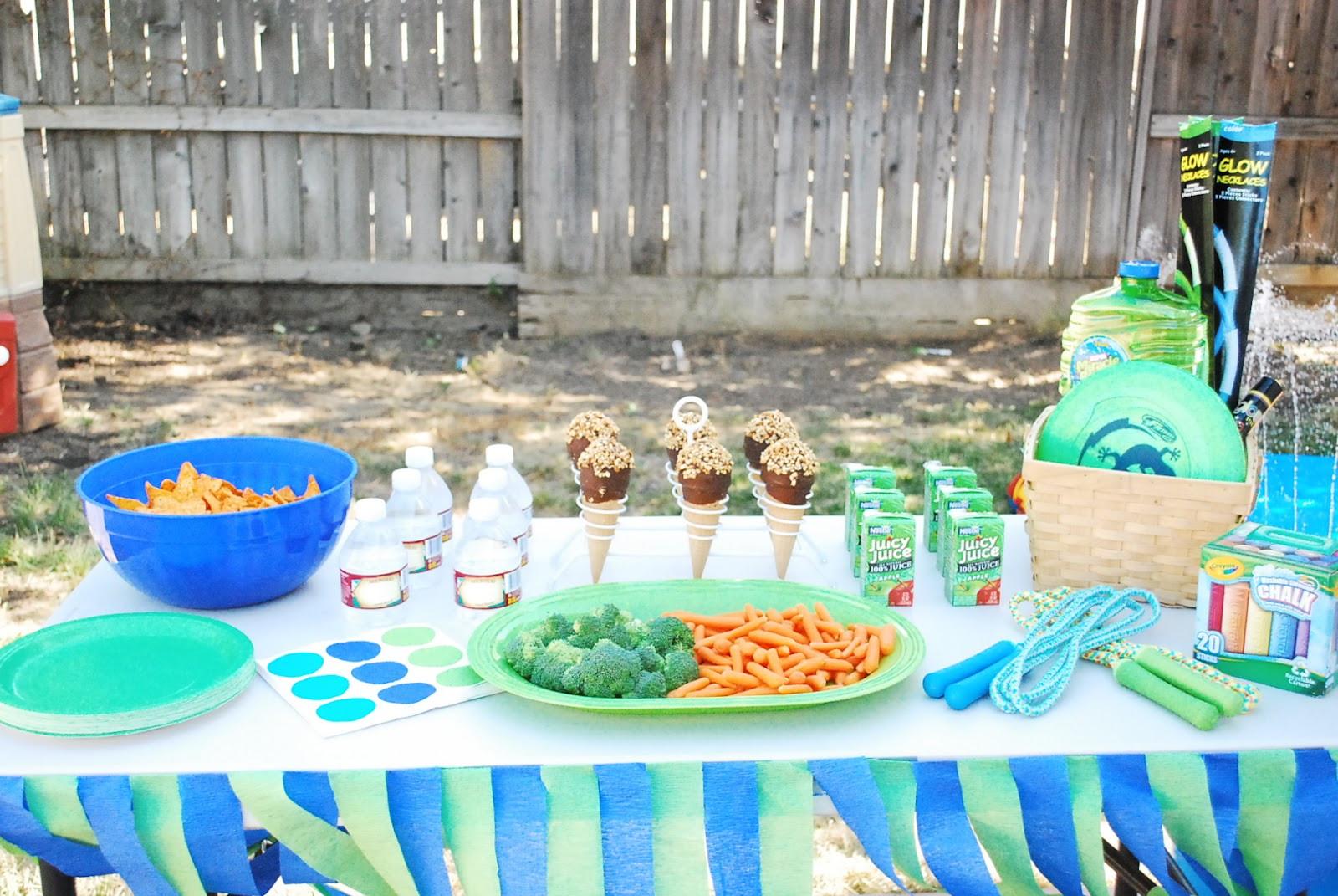 Summer Kickoff Party Ideas  Summer Kickoff Party