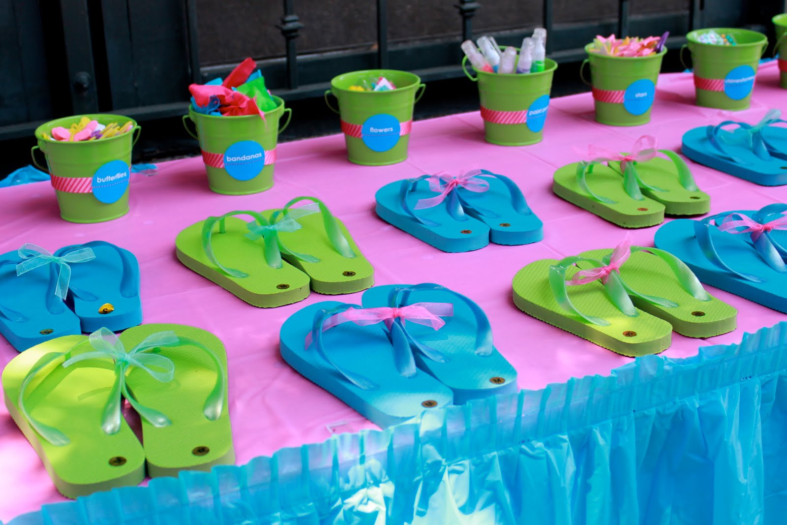 Summer Teen Party Ideas  Tween & Teen Party Ideas Surf s Up & Bollywood Design
