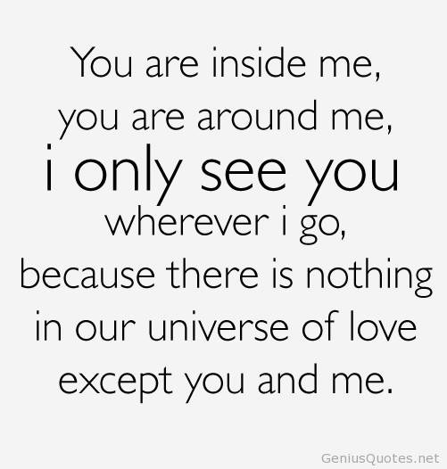 Super Romantic Quotes  Super cute love quotes
