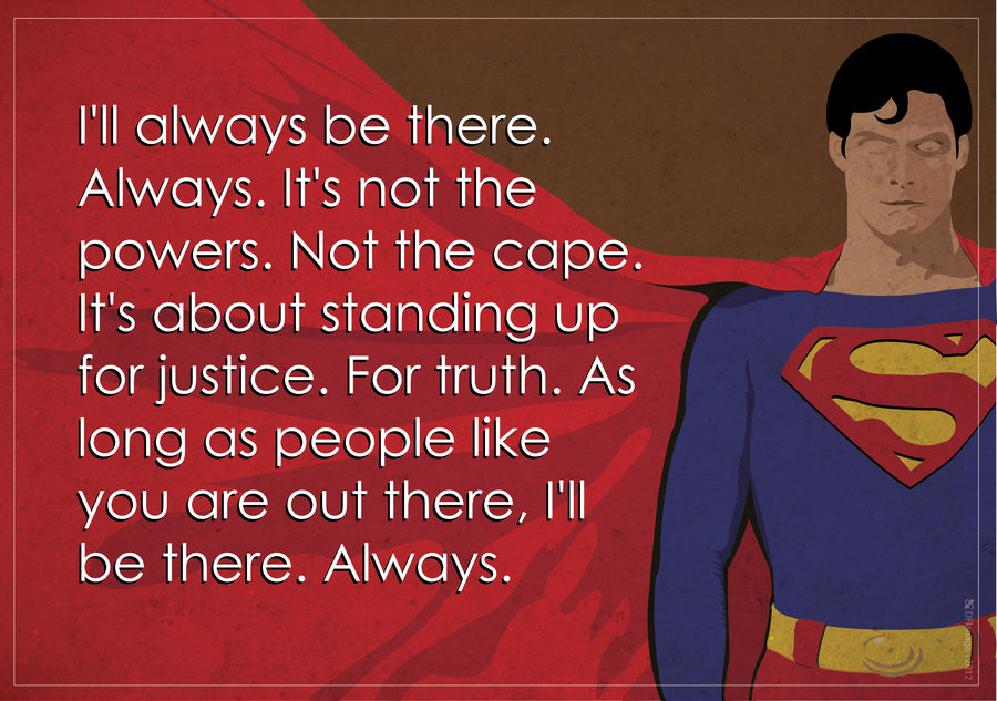 Superman Quotes Inspirational  Quotes From Superman QuotesGram
