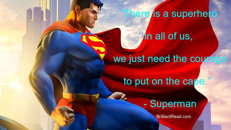 Superman Quotes Inspirational  Top 25 Motivational Superman Quotes on Life and Success