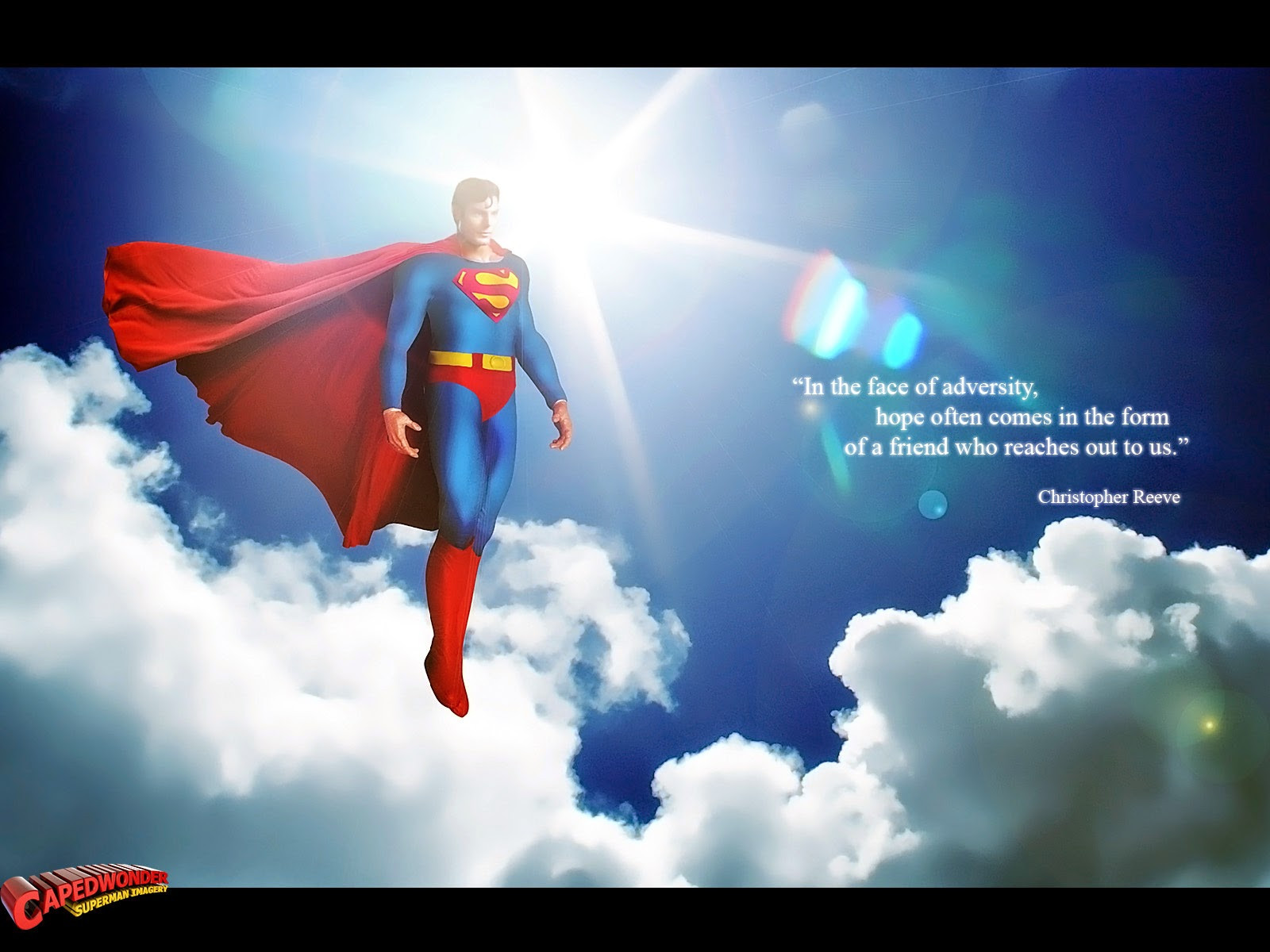 Superman Quotes Inspirational  Even Superman Quotes QuotesGram