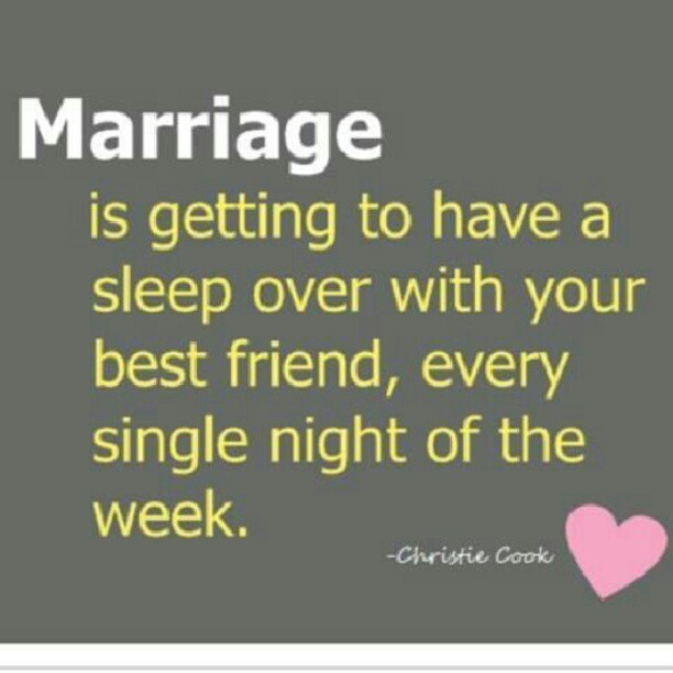 Sweet Marriage Quote  Cute Quotes About Love And Marriage QuotesGram