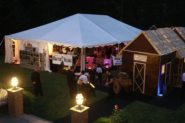 Sweet Sixteen Backyard Party Ideas  Backyard sweet 16 party ideas