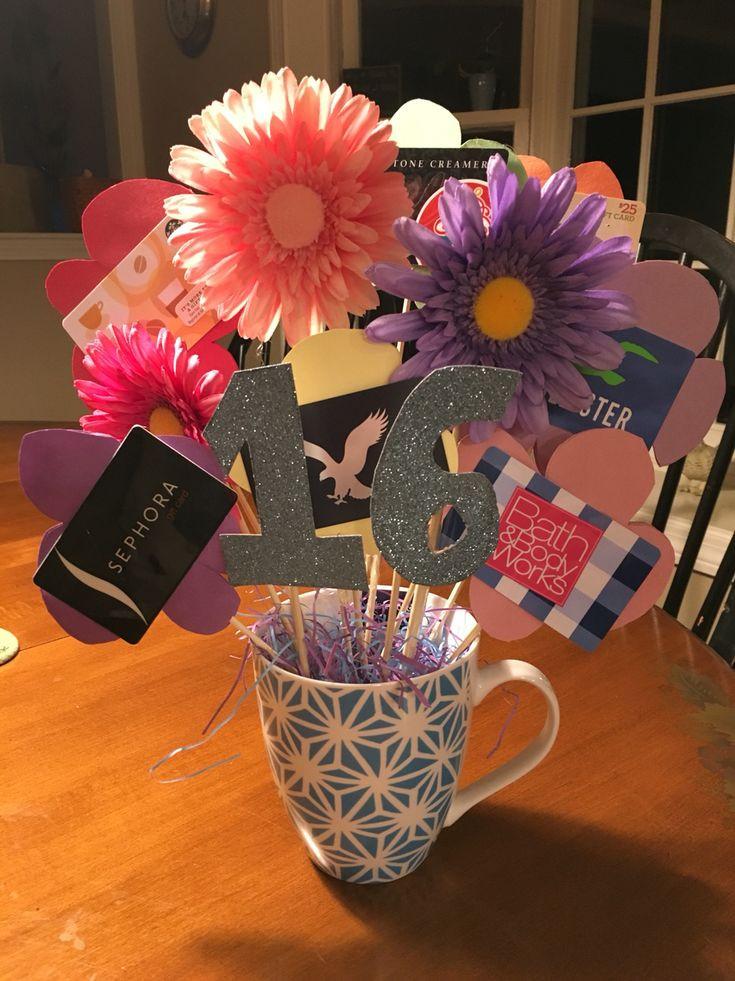 Sweet Sixteen Gift Ideas For Girls  25 Best Ideas about Sweet 16 Gifts on Pinterest