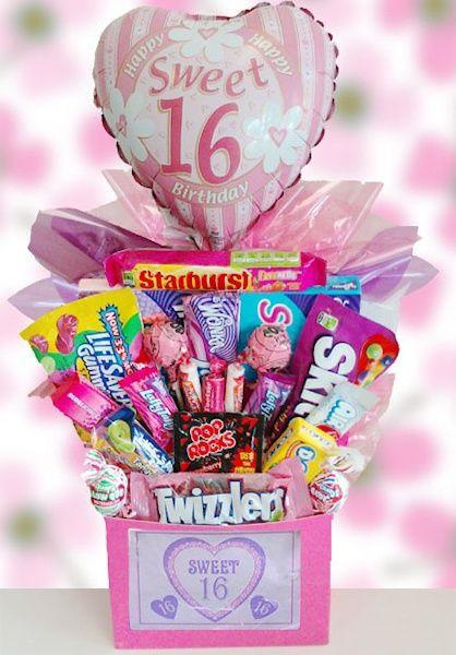 Sweet Sixteen Gift Ideas For Girls  Sweet Sixteen Themes