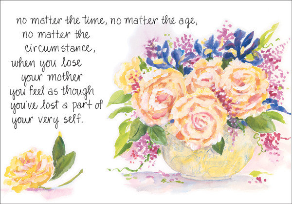 Sympathy Quotes For Loss Of Mother  Sympathy For Loss Mother Quotes QuotesGram
