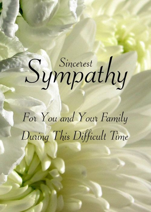 Sympathy Quotes For Loss Of Mother  17 best My deepest condolences images on Pinterest