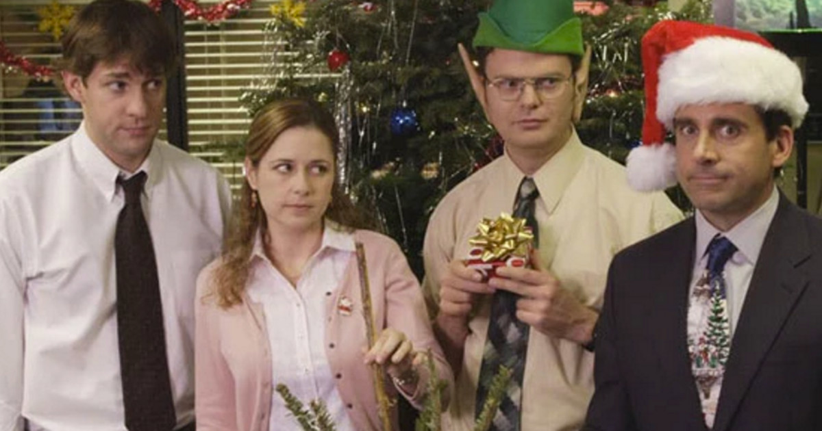 """Team Holiday Party Ideas  The fice """"Christmas Party"""" Episode 10 Years Later"""