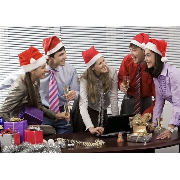 Team Holiday Party Ideas  Top 5 Games for Holiday fice Parties Make This Year s