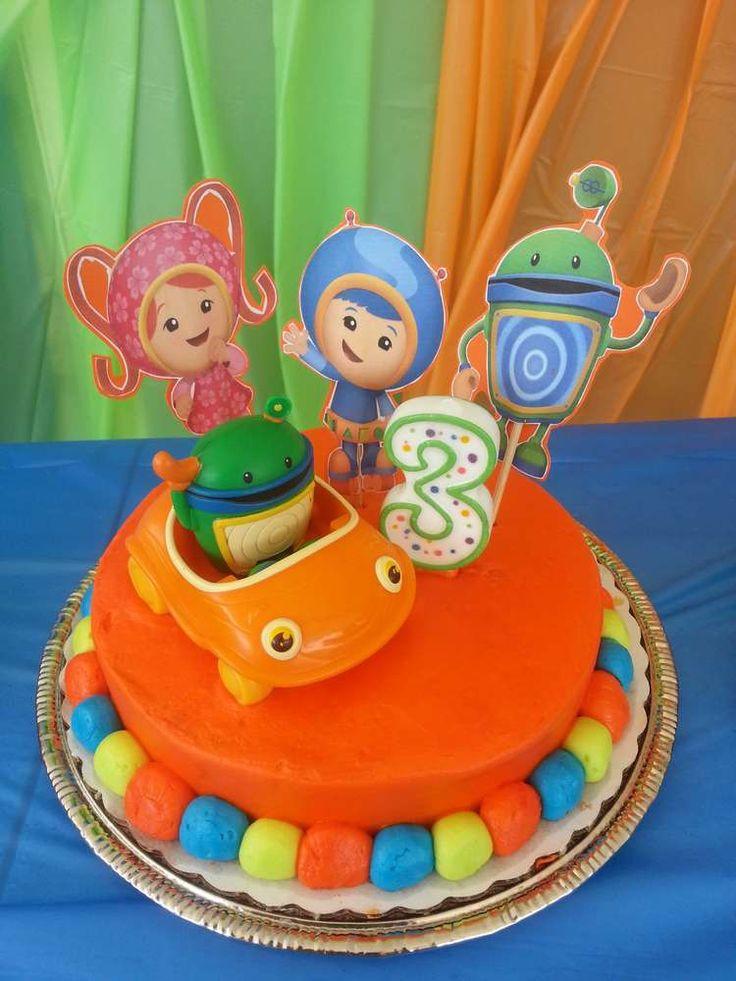 Team Umizoomi Birthday Party Ideas  67 best Team Umizoomi Party Ideas images on Pinterest