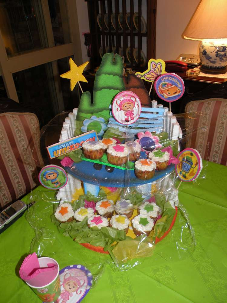 Team Umizoomi Birthday Party Ideas  Team Umizoomi Birthday Party Ideas 5 of 8