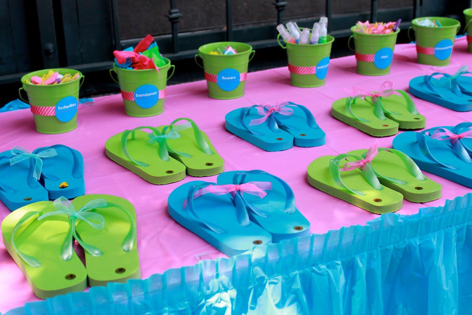 Teen Pool Party Ideas  Tween & Teen Party Ideas Surf s Up & Bollywood Design