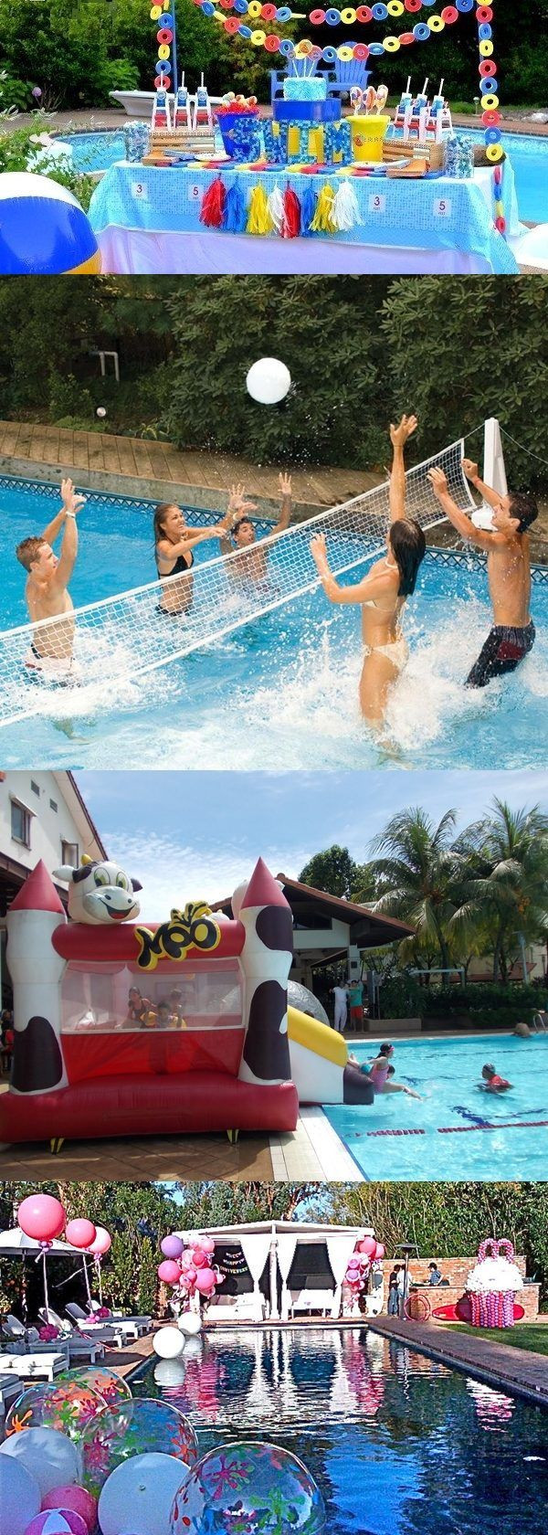 Teen Pool Party Ideas  4 Amazing Ideas for Teens Pool Party Lifestyle ♥