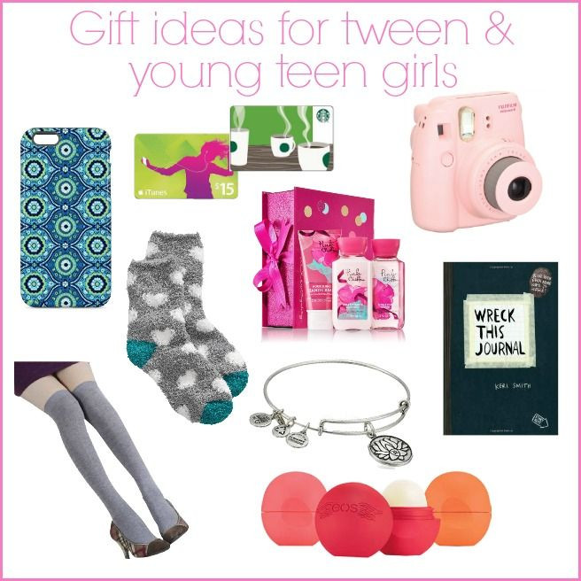 Teenage Girlfriend Gift Ideas  Gift Ideas For Tween & Teen Girls