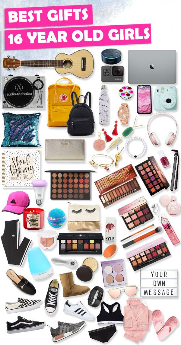 Teenage Girlfriend Gift Ideas  Sweet 16 Gift Ideas For 16 Year Old Girls