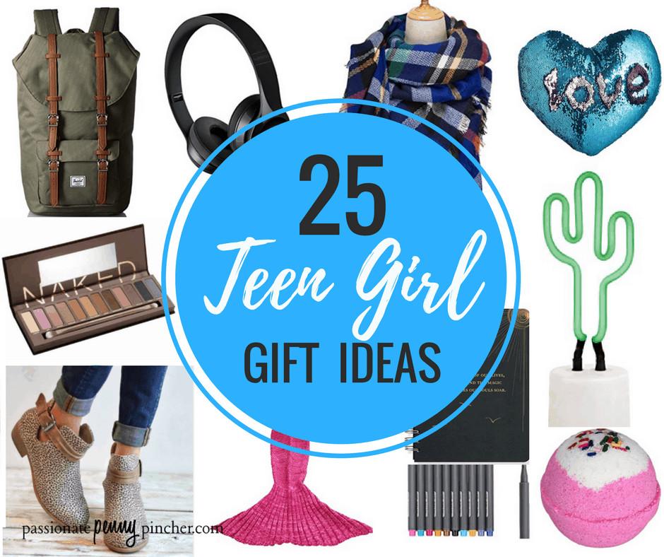 Teenage Girlfriend Gift Ideas  25 Holiday Gift Ideas for Teenage Girls