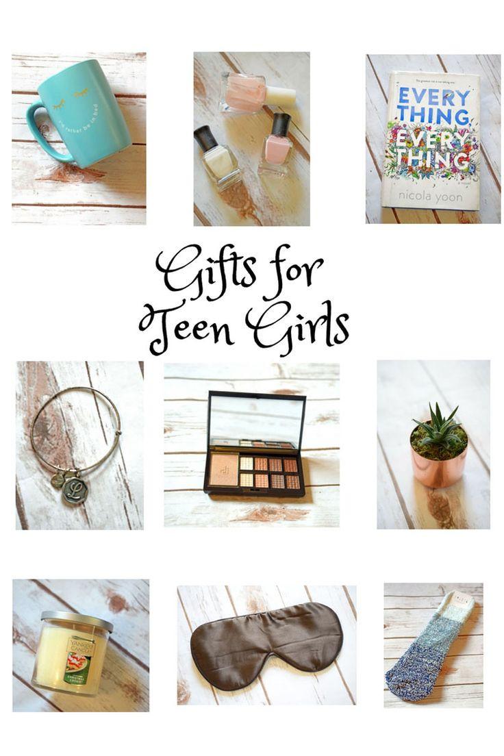 Teenage Girlfriend Gift Ideas  Best 25 Teenage girl christmas list ideas on Pinterest