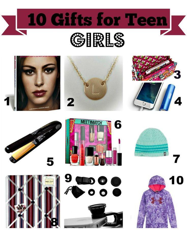 Teenage Girlfriend Gift Ideas  25 best ideas about Gifts For Teenage Girls on Pinterest