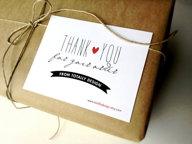 Thank You Gift Card Ideas  Everything Etsy Holiday Gift Guide–No 1 EverythingEtsy