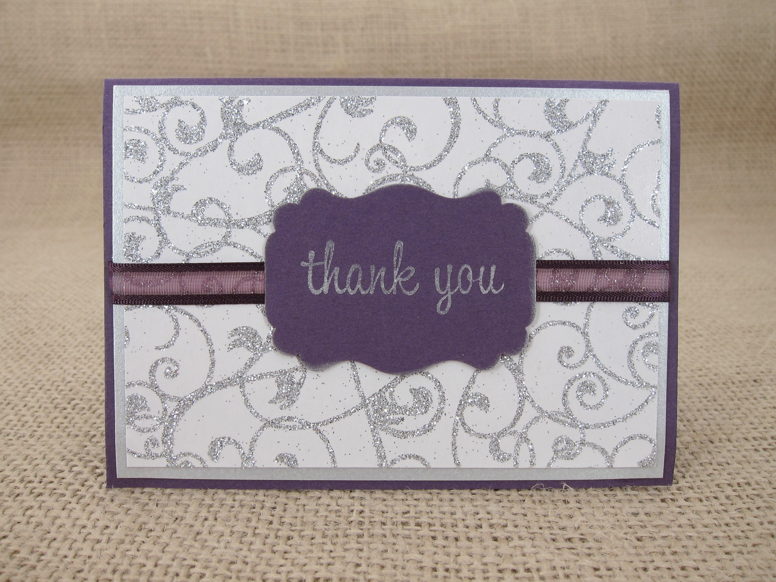 Thank You Gift Card Ideas  DIY Bridal Shower