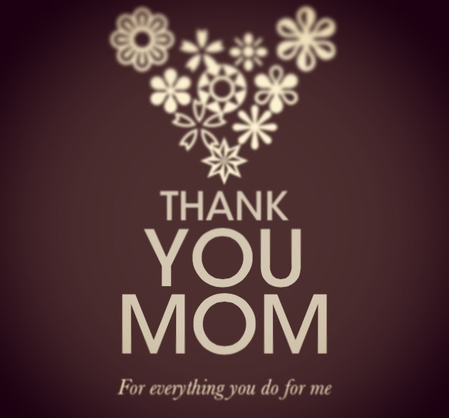 Thank You Mother Quotes  17 Best Thank You Mom Quotes on Pinterest