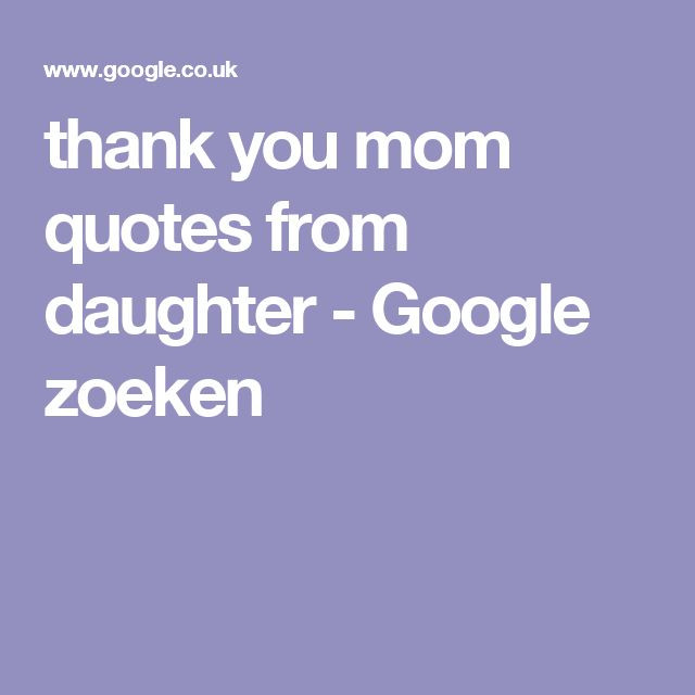 Thank You Mother Quotes  Best 25 Thank you mom quotes ideas on Pinterest