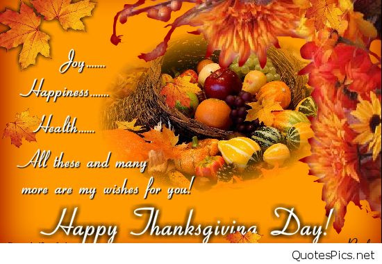 Thanksgiving 2017 Quotes  Top happy thanksgiving wishes quotes cards 2017