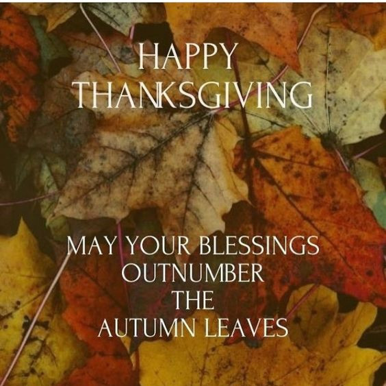 Thanksgiving 2017 Quotes  Thanksgiving Day 2017