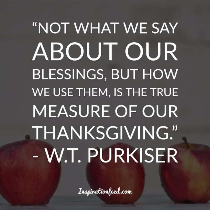 Thanksgiving 2017 Quotes  30 Thanksgiving Quotes To Add Joy To Your Family