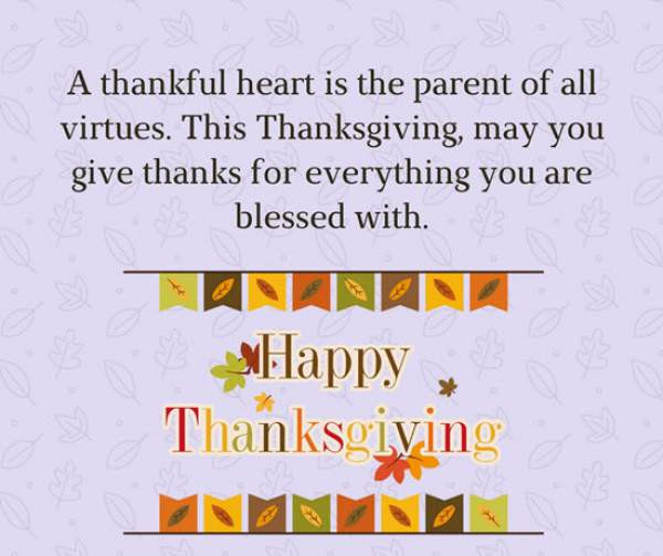 Thanksgiving 2017 Quotes  Happy Thanksgiving Day 2018 Quotes Wishes Messages