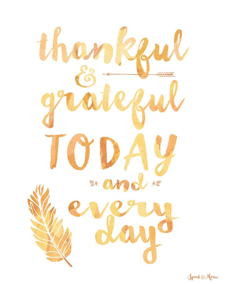Thanksgiving 2017 Quotes  Time to Be Thankful A Reflection on Thanksgiving 2017