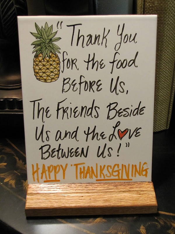 Thanksgiving Blessing Quotes  Thanksgiving quote happy thanksgiving quotes