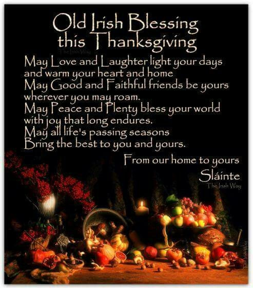 Thanksgiving Blessing Quotes  Best 25 Thanksgiving blessings ideas on Pinterest