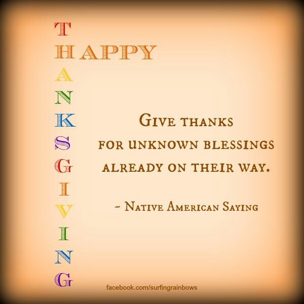 Thanksgiving Quotes  Quotes about Thanksgiving – The Odd Land of Me