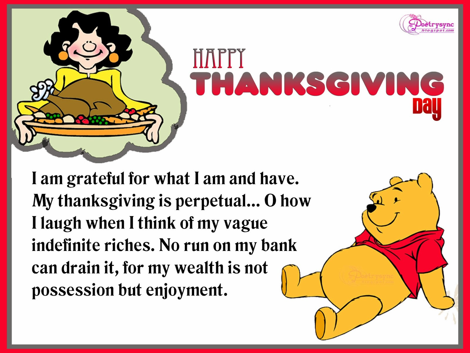 Thanksgiving Quotes For Kids  Happy Thanksgiving Day Quotes QuotesGram