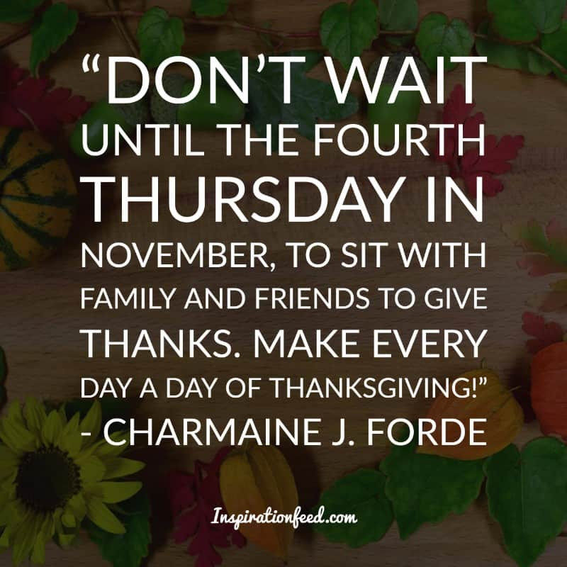 Thanksgiving Quotes  30 Thanksgiving Quotes To Add Joy To Your Family