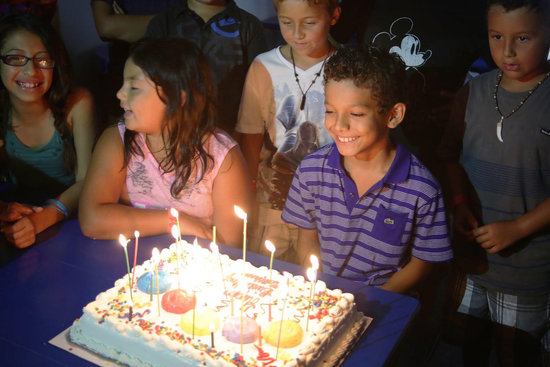 The Birthday Party  Birthday Parties Sacramento