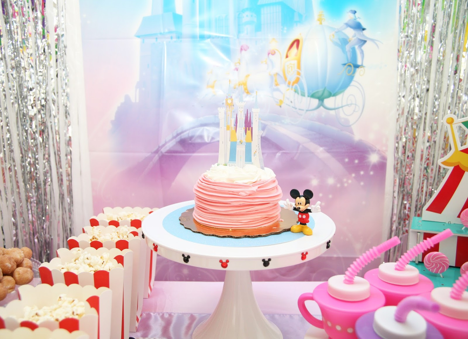The Birthday Party  Walt Disney World Birthday Party