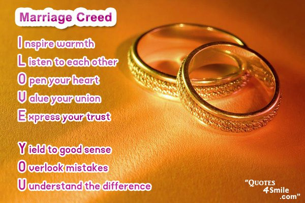 The Meaning Of Marriage Quotes  Quotes about Definition of marriage 57 quotes