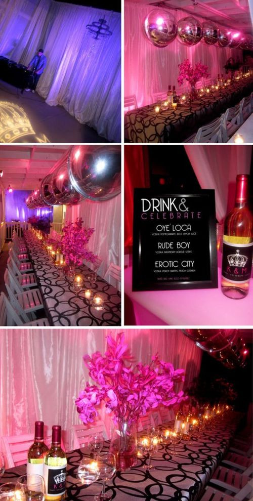 Themed Dinner Party Ideas For Adults  6 Unique Birthday Party Ideas for Adults